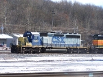 CSX SD40-2 8051
